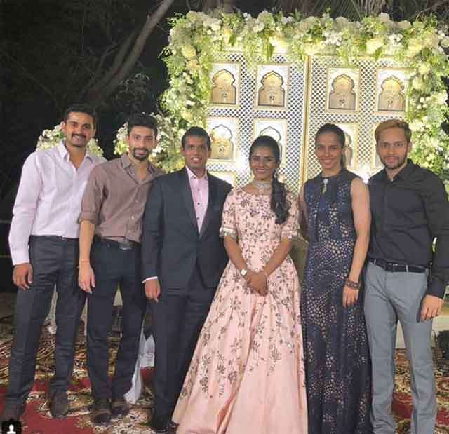 Saina Nehwal getting married on 16 December
