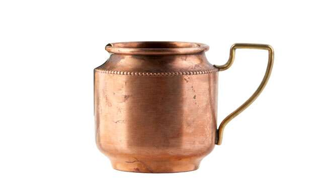 Copper vessels are too beneficial for health