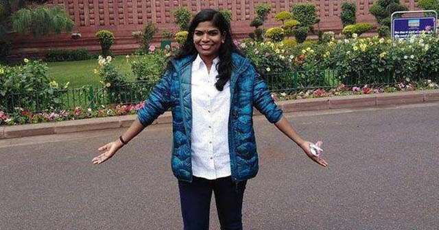 Shridhnya suresh is first woman IAS form Kerala Tribal area