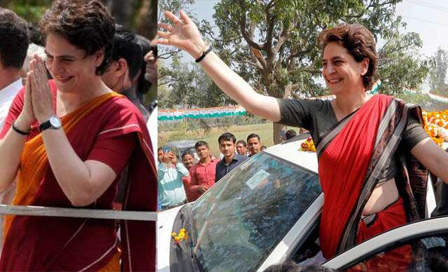 Cotton-silk outfits dominate in election campaign 2019