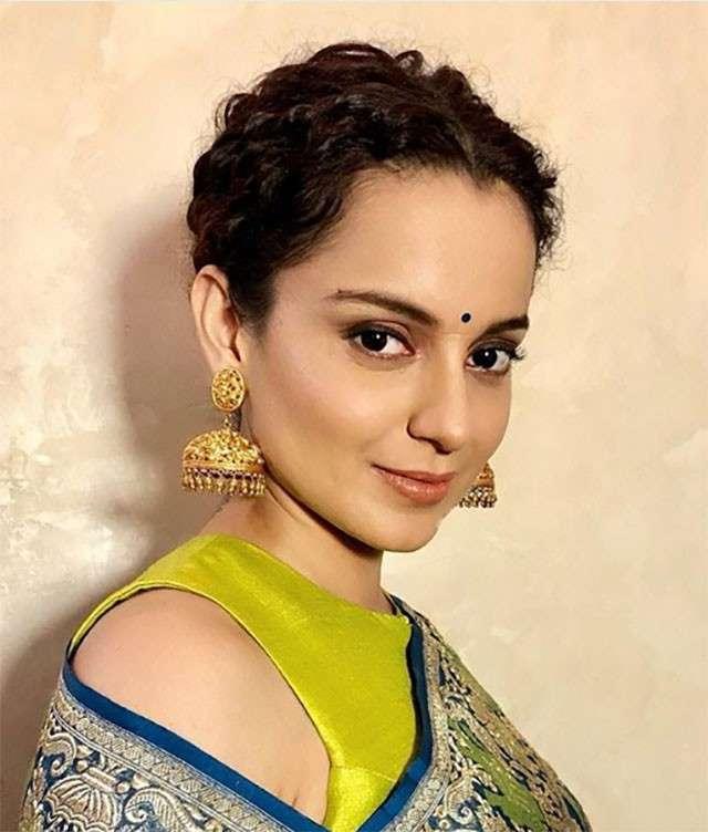 : Select saries like kangana Ranaut for your workplace