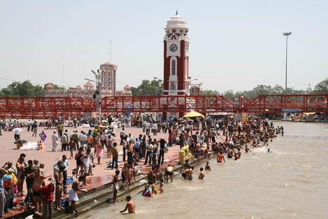 Ganga Yatra: Belief, Development and Pollutions Ganga