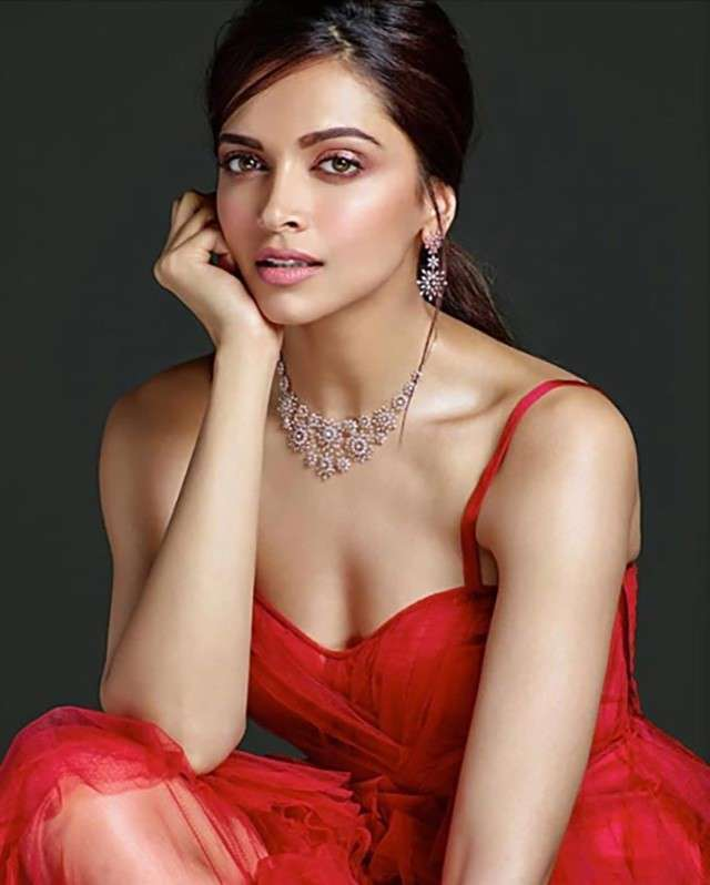 Adorn your wardrobe with red, like Deepika Padukone