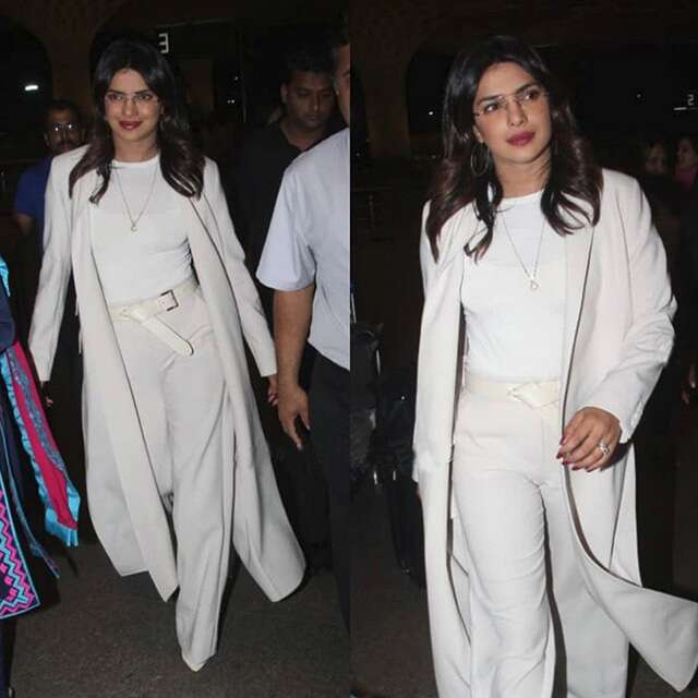 Style Queen Priyanka Chopra's 7 party looks