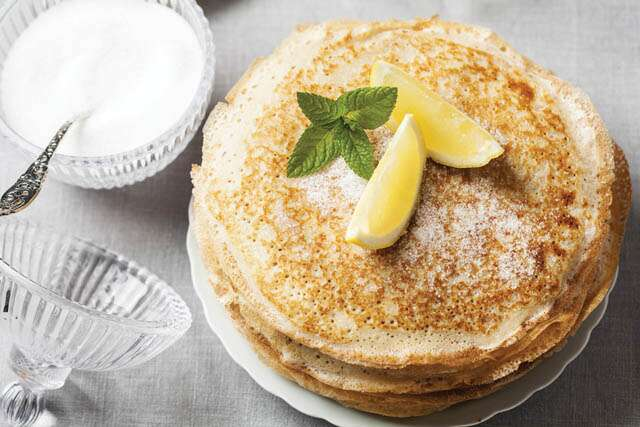 French special Basic crepes