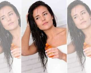 क्या आप एसेंशियल ऑयल्स बालों पर लगा सकती हैं?