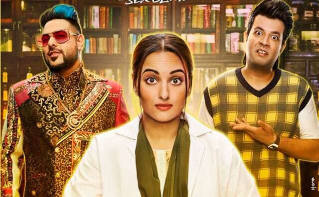 Review of Sonakshi Sinha's Film Khandani Shafakhana
