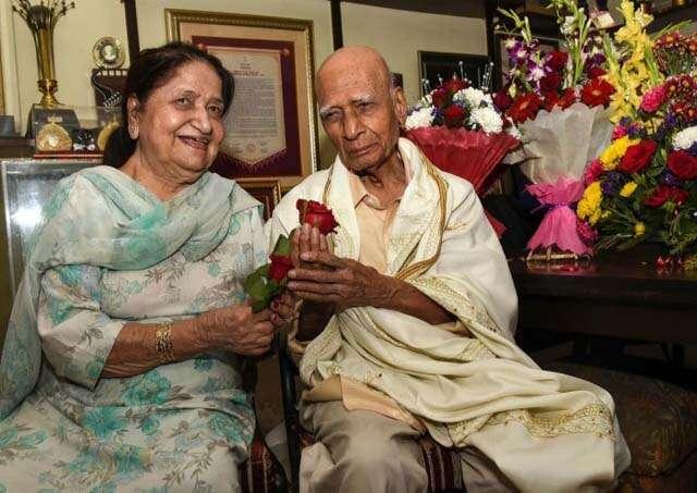 Veteran music composer Khayyam passed away