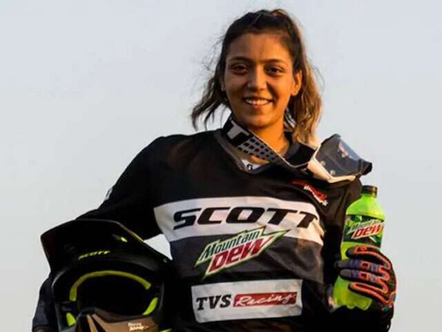 Aishwarya Pissay, first Indian women who won motorsports wor