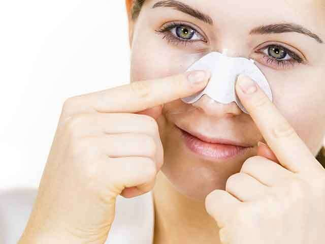 quick way to get rid of blackheads and whiteheads