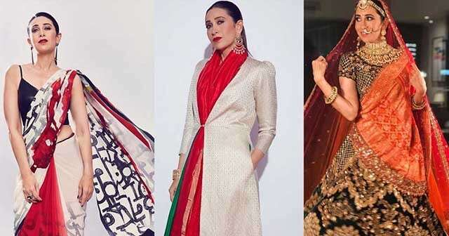 Some Ideas for you from karisma Kapoor wedding diaries
