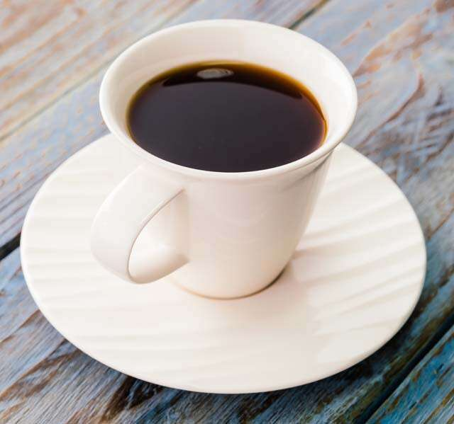 How effective black coffee is in weight loss?