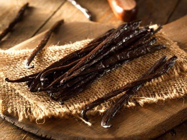 Not only for Taste, vanilla also beneficial for health