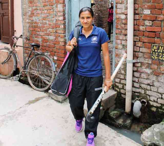 Indian women's hockey team captain Rani Rampal on her strugg