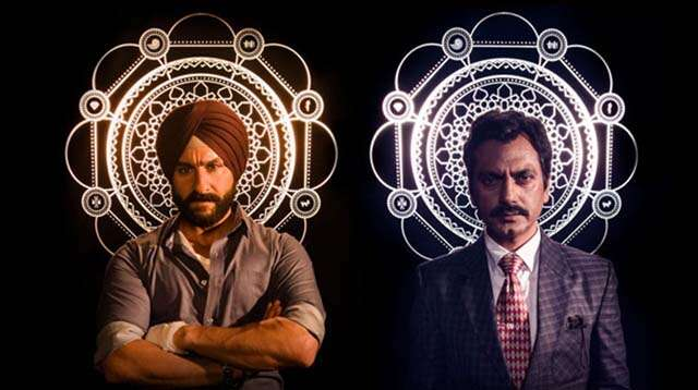 Review of Netflix Originals Sacred Games 2