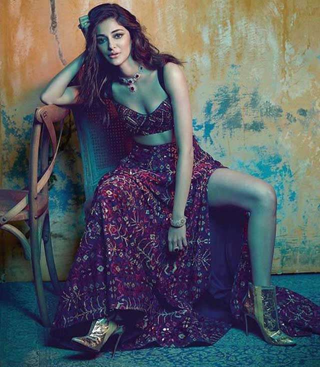 Is Ananya panday  latest fashion icon of Z Generation?