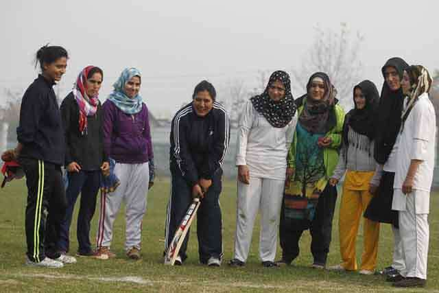 Meet Sakeena Akhtar, Kashmir's first Cricket Coach