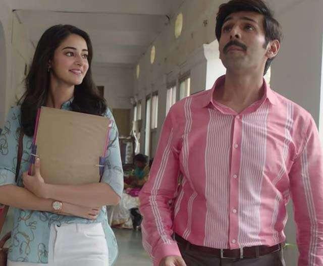 Review of Kartik Aaryan's film Pati Patni aur Woh