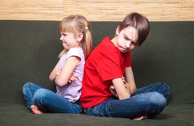5 ways to stop sibling rivalry among your kids