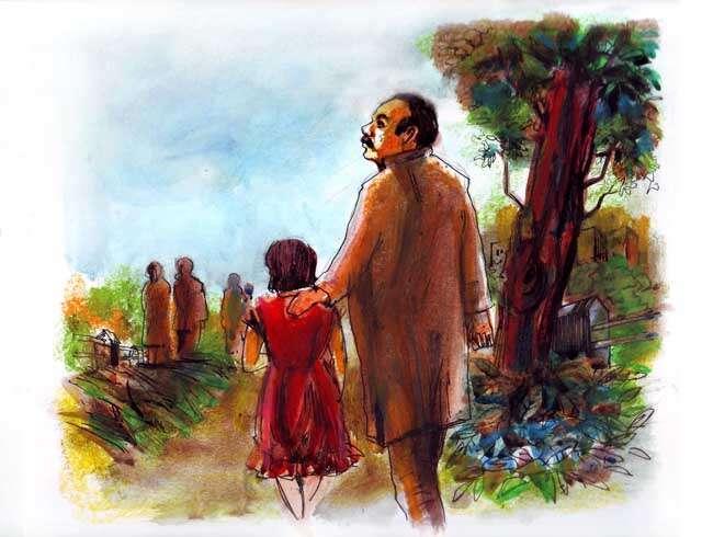 Rabindranath Tagore's story Goongi