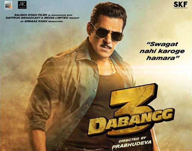 Salman Khan on Dabangg 3 and Competition with youngsters