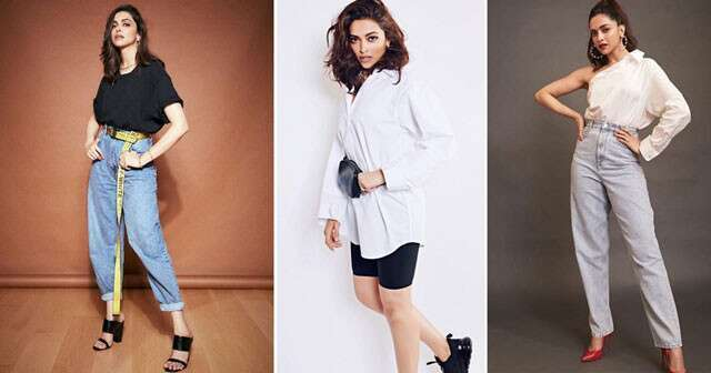 Deepika Padukones best casual styles