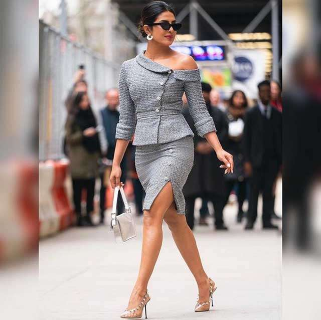 5 Fashion Rules That Priyanka Chopra Jonas broke in 2019
