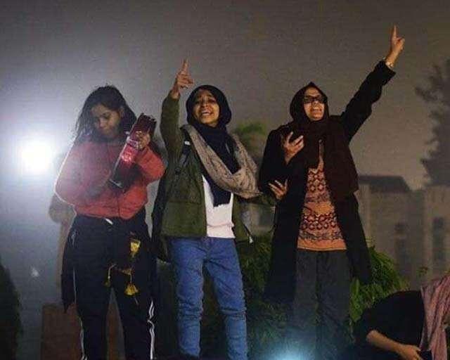 Jamia Millia protest
