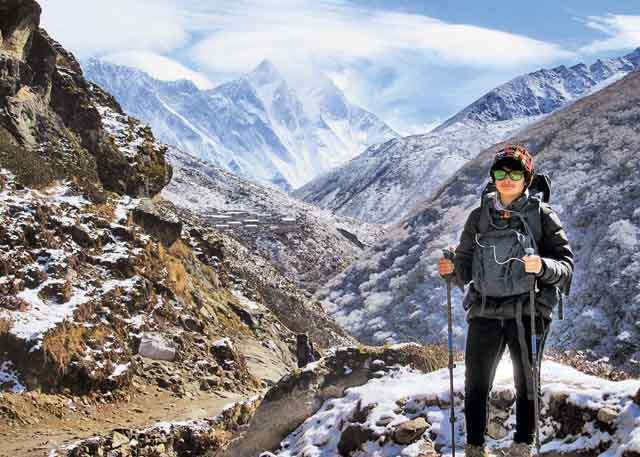 Meet Shivangi Pathak, Youngest Indian girl to scale mount Everest
