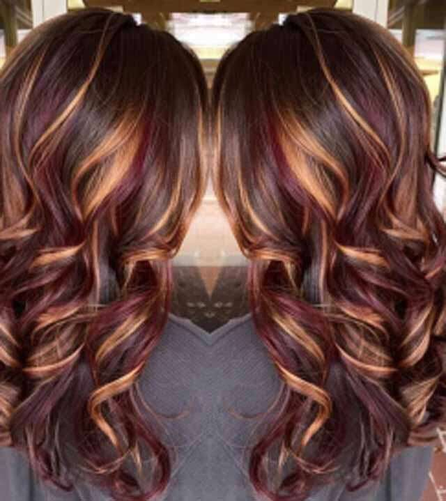 4 trendy hair colors of the season