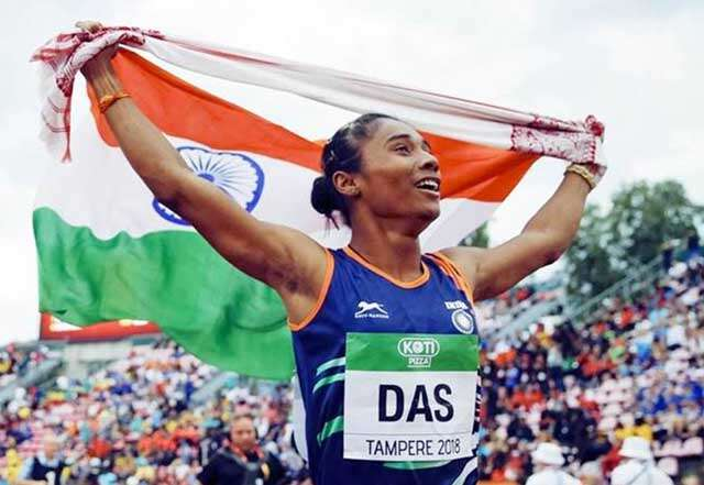 Are we celebrating too much the recent gold rush of Hima Das