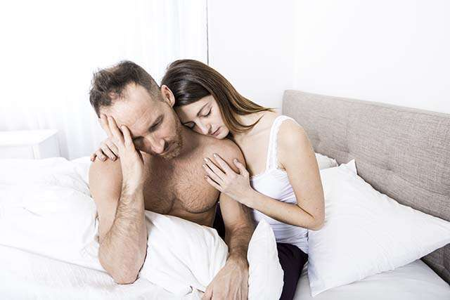What to do when you are in a sexually incompatible relations