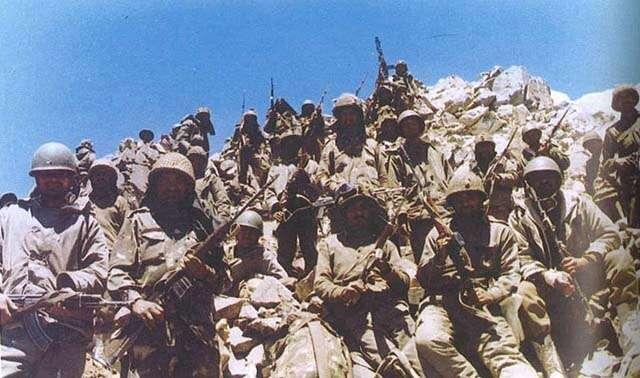 Gunjan Saxena, one of the Kargil War hero