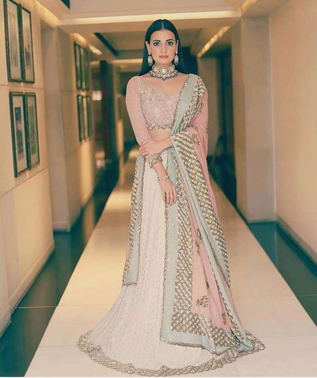 Did you see Dia Mirza's Bridal collections?