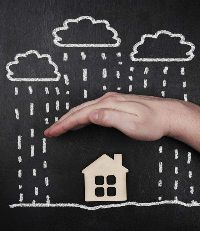 Tips to keep your house monsoon proof