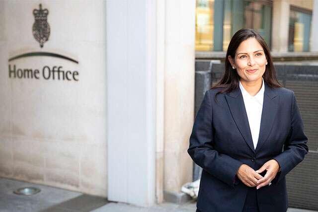Know about Priti Patel the New British Home Minister