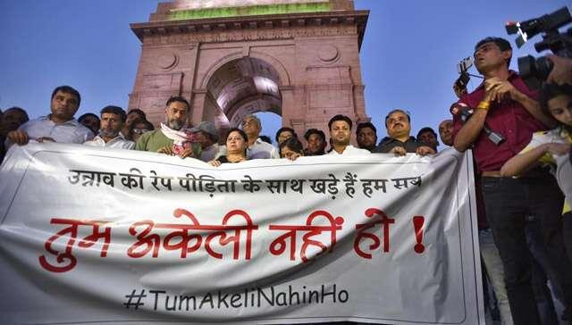 Unnao rape case: Bollywood spiking loudly on social media