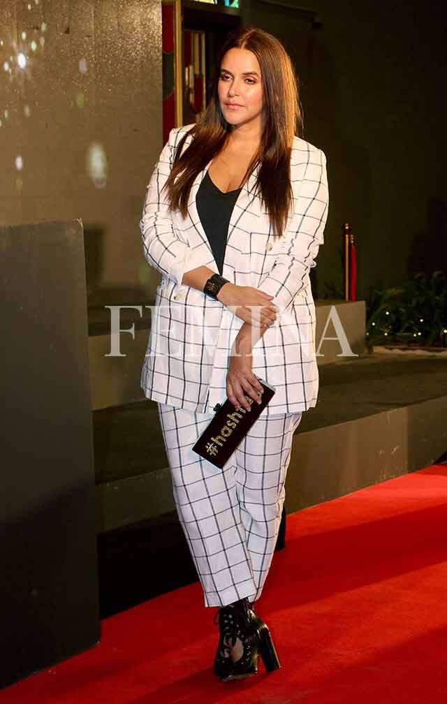 Take tips from these celebs for checks outfits