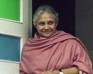 शीला दीक्षित, छोटे-से राज्य की बड़ी मुख्यमंत्री