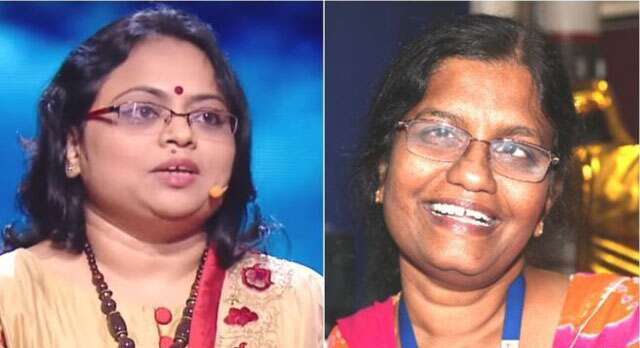 Meet those two women's, who handling mission moon-2