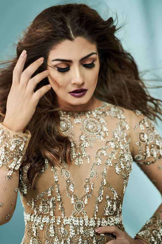 Raveena Tandon on films, Parenting and Relationships