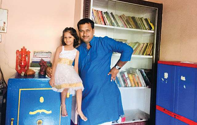 Writer Girindra nath Jha's letter to his daughter on Father'