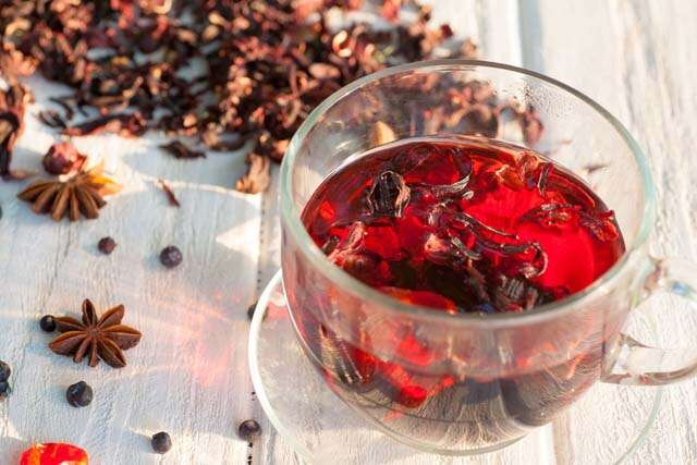 Do you know about hibiscus tea?