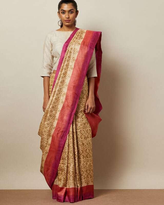How to keep your silk saree's safe?