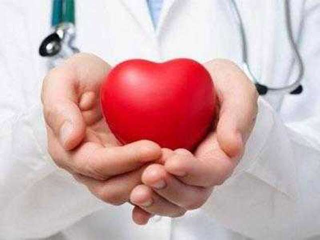 Women at equal risk of developing heart failure