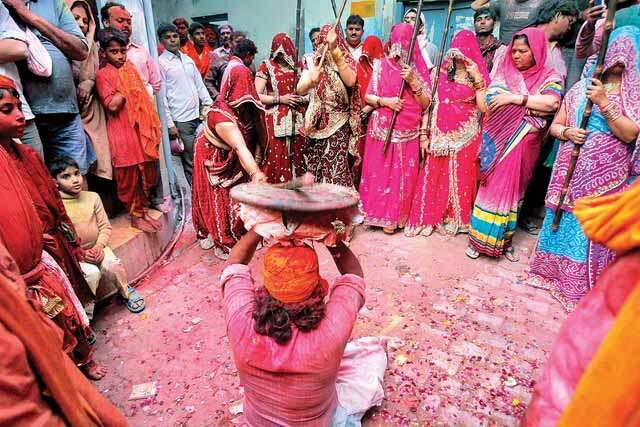 How Holi is celebrated in Different cities of India?