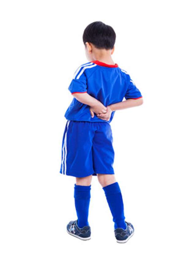 9 Signs your child may be having back or neck problems