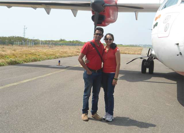 Martyr's wife Gauri tops SSB exam