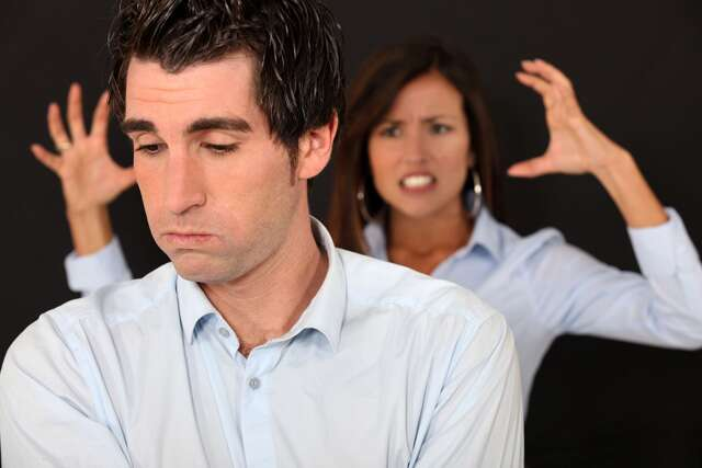 Why women get annoyed with their partners