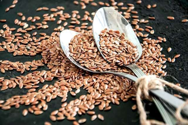 Include flaxseed in your diet